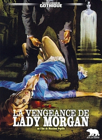 Affiche du film La vengeance de Lady Morgan