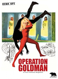 Affiche du film OPERATION GOLDMAN