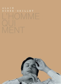 Affiche du film L HOMME QUI MENT (VERSION RESTAURÉE)