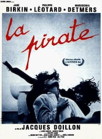 Affiche du film La pirate