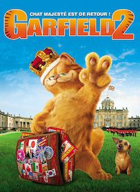 Affiche du film GARFIELD 2