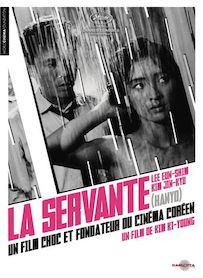 Affiche du film LA SERVANTE (VERSION RESTAURÉE)