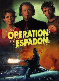 Affiche du film OPERATION ESPADON