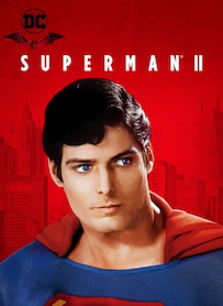 Affiche du film SUPERMAN 2 : L AVENTURE CONTINUE