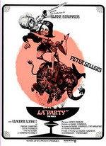 LA PARTY DE BLAKE EDWARDS (THE PARTY, 1968)