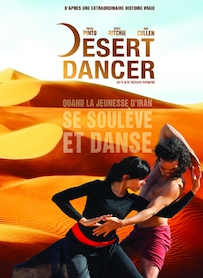 Affiche du film Desert Dancer