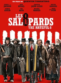 Affiche du film LES 8 SALOPARDS