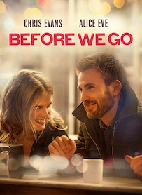 Affiche du film BEFORE WE GO