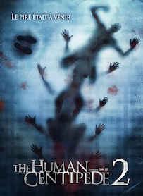 Affiche du film THE HUMAN CENTIPEDE 2