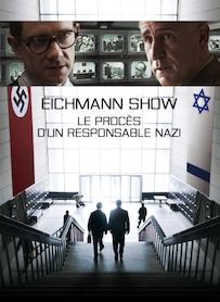 Affiche du film THE EICHMANN SHOW