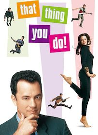 Affiche du film THAT THING YOU DO !