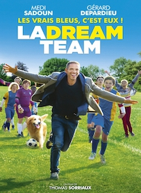 Affiche du film LA DREAM TEAM