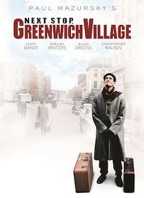 Affiche du film NEXT STOP, GREENWICH VILLAGE