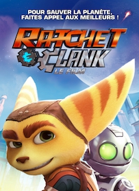 Affiche du film RATCHET & CLANK