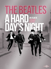 Affiche du film A HARD DAY S NIGHT (VERSION RESTAURÉE)