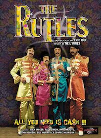 Affiche du film THE RUTLES : ALL YOU NEED IS CASH