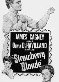 Affiche du film The Strawberry Blonde