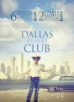 DALLAS BUYERS CLUB DE JEAN-MARC VALLÉE  (2014)