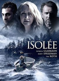 Affiche du film ISOLÉE (OCTOBER GALE)