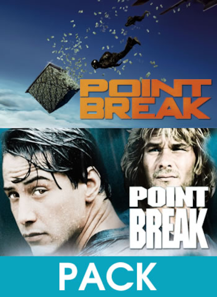 Affiche du film PACK POINT BREAK