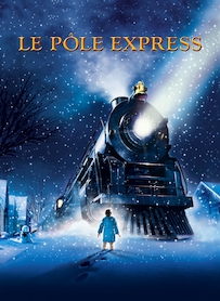 Affiche du film LE POLE EXPRESS