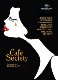Affiche du film CAFE SOCIETY