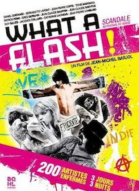 Affiche du film WHAT A FLASH !