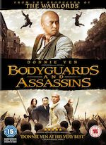 BODYGUARDS et ASSASSINS DE TEDDY CHEN CULVER