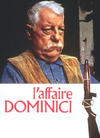 Affiche du film L affaire Dominici