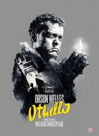 Affiche du film Othello (VERSION RESTAURÉE)