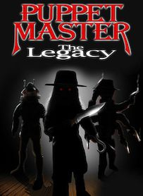 Affiche du film Puppet Master : The Legacy