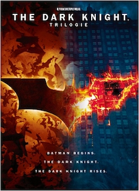 Affiche du film PACK TRILOGIE THE DARK KNIGHT