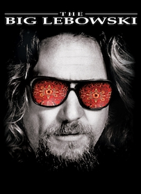 Affiche du film THE BIG LEBOWSKI
